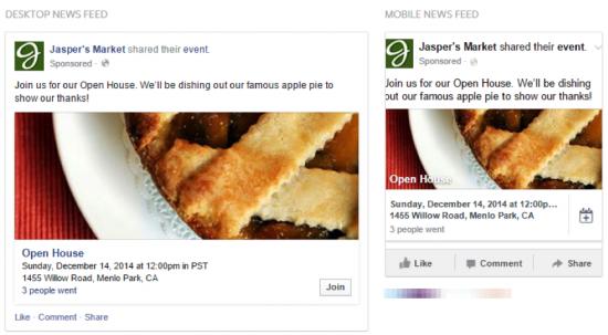 Jasper Facebook ad