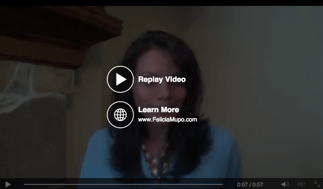 video ad CTA