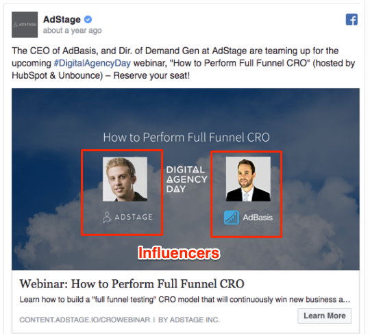 facebook ad mistakes - Ad Stage Facebook ad