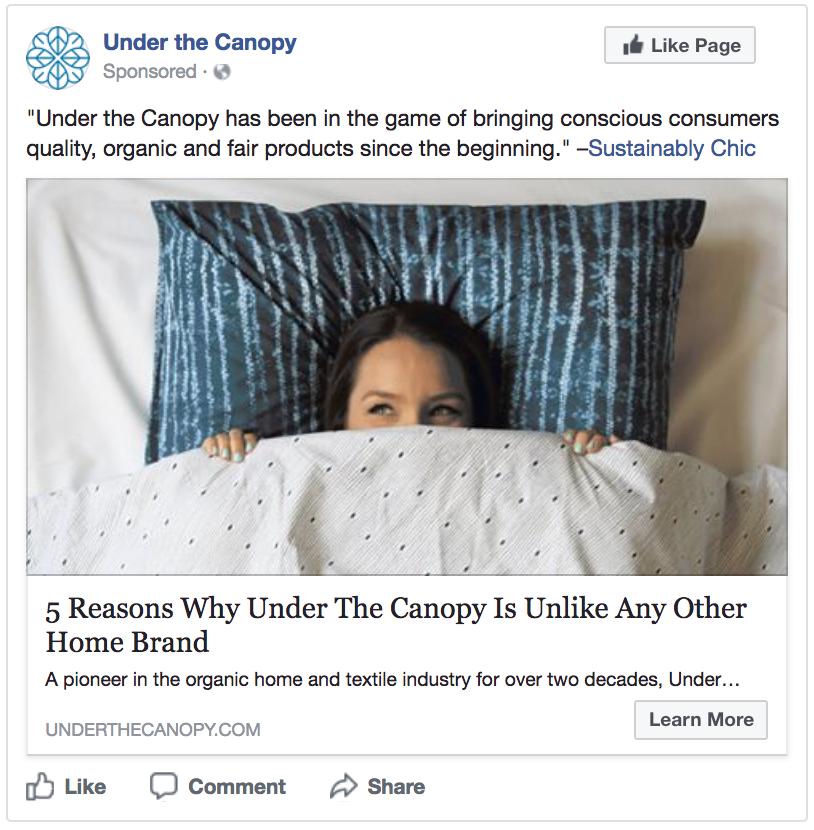 best Facebook ads of 2017
