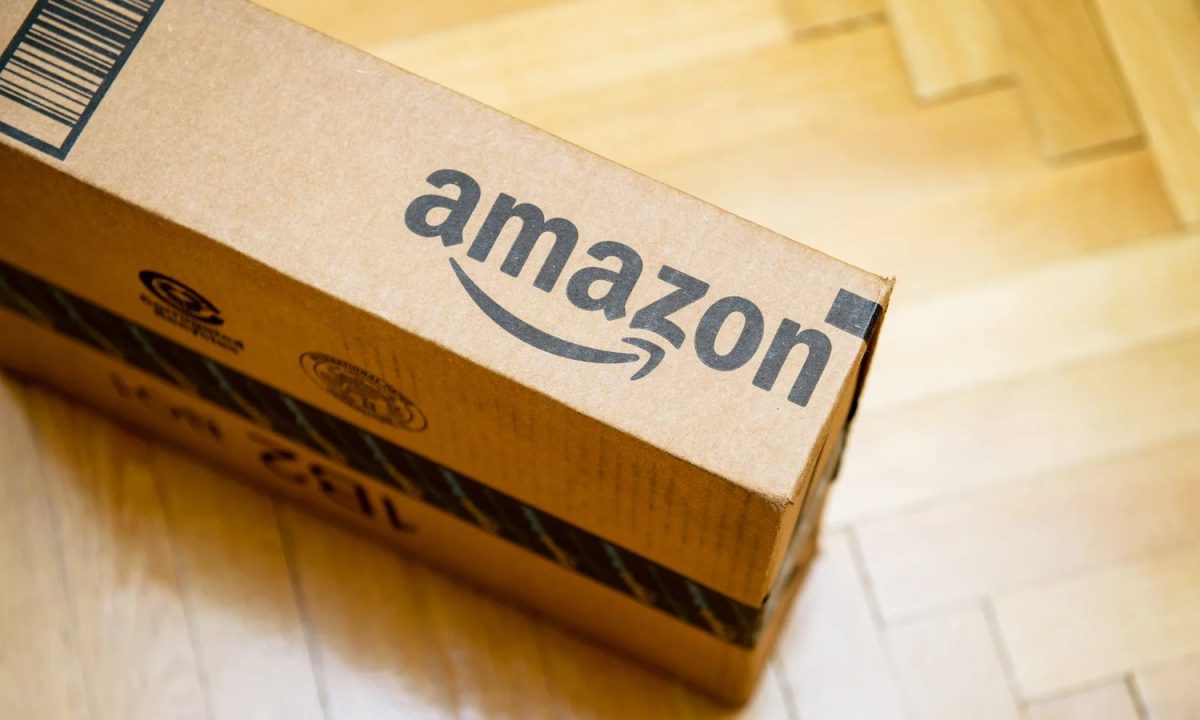 Amazon marketing - package