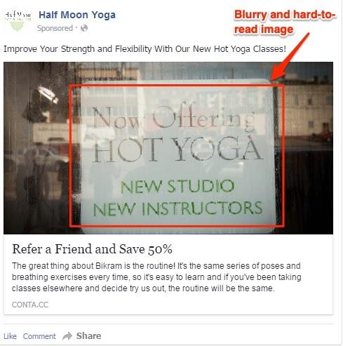 Half Moon Yoga example
